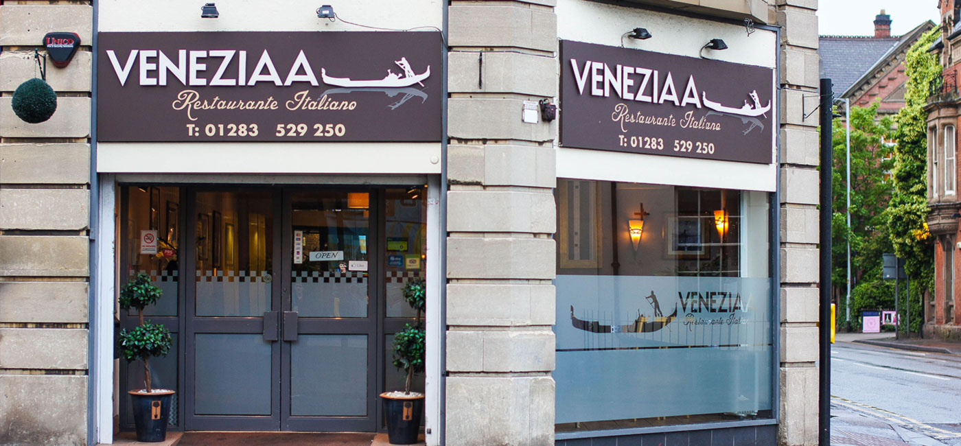 Veneziaa Restaurant exterior